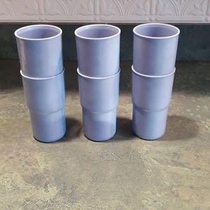 Tupperware Cups